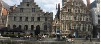 Waterside in the Belgian city of Ghent |  <i>Efti Nure</i>