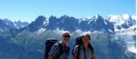 Yet another stunning vista on the Tour du Mont Blanc.  C'est Magnifique! |  <i>Mar Knox</i>