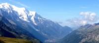 First views of Switzerland when walking around Mont Blanc   Caity Wallace