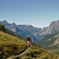 Trekking along the incredible Val Ferret on the Tour du Mont Blanc | Ryan Graham