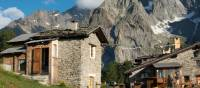 Beneath Mont Blanc on the Italian side | Kate Baker