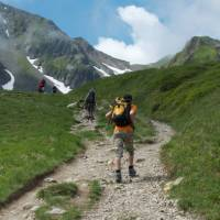 Let kids burn their holiday energy on alow altitude  walk in France's Mont Blanc region | Kate Baker