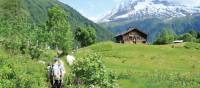 Colourful landscapes within the European Alps | Erin Williams