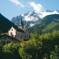 The stunning village of Trient is a day's walk from Chamonix | Sue Badyari