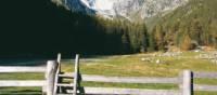 rural lands bordering the trail on the Tour du Mont Blanc   Chris Viney