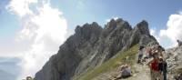 Trekkers in the Trans Tyrol | Helmut Wagner