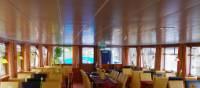 Dining on board MS Patria