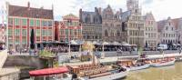 Cycle to Ghent on a bike and barge trip