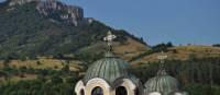 The stunning Balkan Mountains in Bulgaria