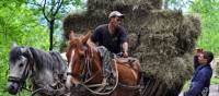 Local life in the Balkan Mountains of Bulgaria