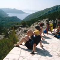 The stunning Dalmatian Coast in Croatia
