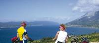 Cycling along Croatia's stunning Dalmatian Coast