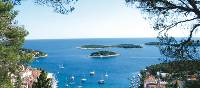 The island of Hvar is a highlight on our Croatia Bike & Sail trips