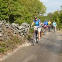 Cycling in Croatia   Liz Rogan