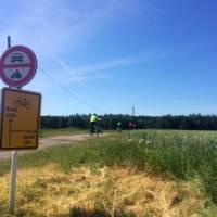 Take a right for Cizov, Czech Republic | Els van Veelen