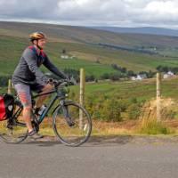 Black Hill riding on the Coast to Coast | Andrew Bain