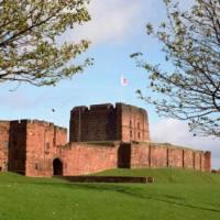 Carlisle Castle, Cumbria
