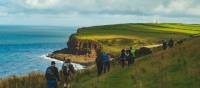 Beginning the Coast to Coast walk along the green cliffs of England | Tim Charody