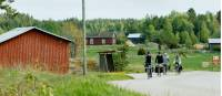 Cycling the backroads near the coast in Finland |  <i>Justus Hirvi</i>