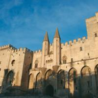 Palais des Papes, Avignon, France   Rachel Imber