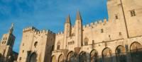Palais des Papes, Avignon, France | Rachel Imber