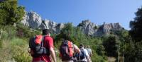 Trekking towards the Cathar Castles