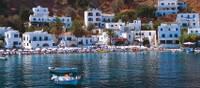 Traditional Grecian village, Crete Island
