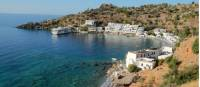 Loutro harbour in Crete |  <i>Jaclyn Lofts</i>