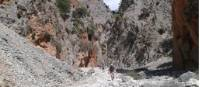 Hiking through Samaria Gorge on the island of Crete |  <i>Hetty Schuppert</i>