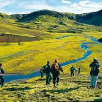 Trekking in the wonderful wilderness of Iceland | Josh Wilson