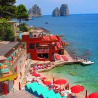 Capri - Amalfi Coast, Italy   Krystal Chronis