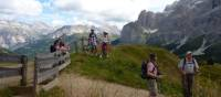 Enjoying the Views in the Dolomites, Northern Italy | Patricia Owen