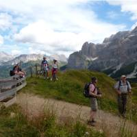 Enjoying the Views in the Dolomites, Northern Italy   Patricia Owen