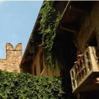 Juliette's Balcony Verona, Italy   Sue Badyari