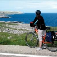 Cycling coastal Puglia
