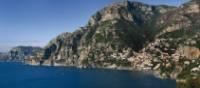 The picturesque town of Positano on Italy's Amalfi Coast