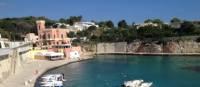 A port on the Adriatic Coast, Puglia | Kate Baker