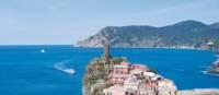 Coastal town of Vernazza, Cinque Terre | Rachel Imber