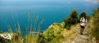 Walk of the Gods' between Agerola and Positano | Sue Badyari