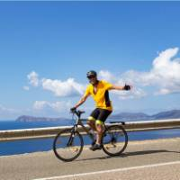 Cycling the quiet roads of Sardinia's South Coast
