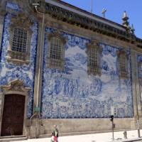 The beautiful Capela Das Almas chapel near Porto train station   Pat Rochon