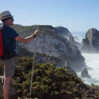 Visit the westernmost point of mainland Portugal on the Portugal Palaces and Coast Walk