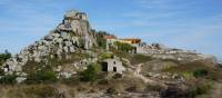 Visit the remote Peninha sanctuary on the Portugal Palaces and Coast Walk