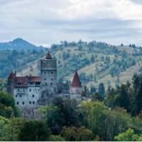 Bran Castle, home of the legendary Dracula