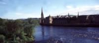 River Tay near Perth | Scottish Cycling Holidays
