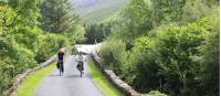 Cycling on the Inner Hebrides in Scotland |  <i>Scott Kirchner</i>
