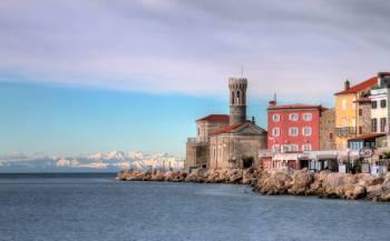 Piran, one of Slovenia's most beautiful coastal towns&#160;-&#160;<i>Photo:&#160;Alan Kosmac,</i>