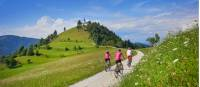 Slovenia offers beautiful cycling opportunities |  <i>Tomo Jesenicnik</i>