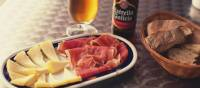 Try Galicia's famous Arzua cheese on the Camino tour in Spain | @timcharody