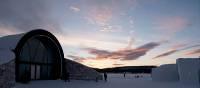 Ice Hotel, Kiruna | Ross Baker